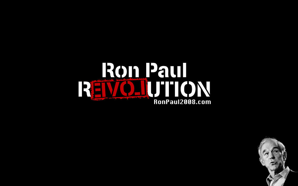 Ron Paul 2008 by LegacyCX