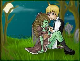 Unusual Lovers by Beka-Lyse