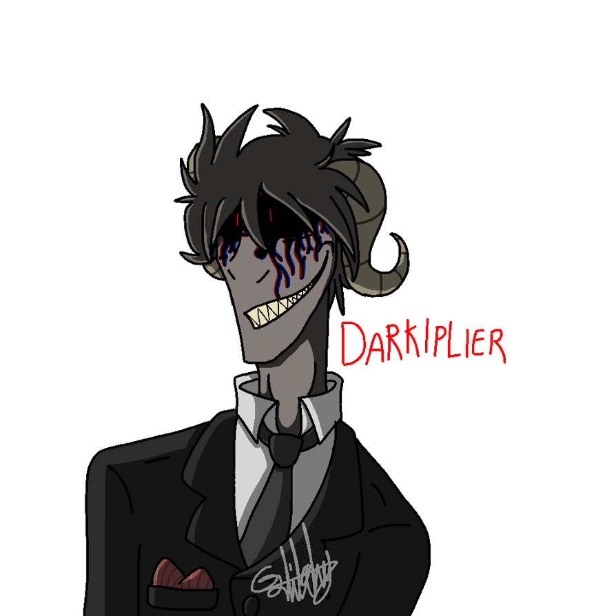 Darkiplier by Zorthewolf32