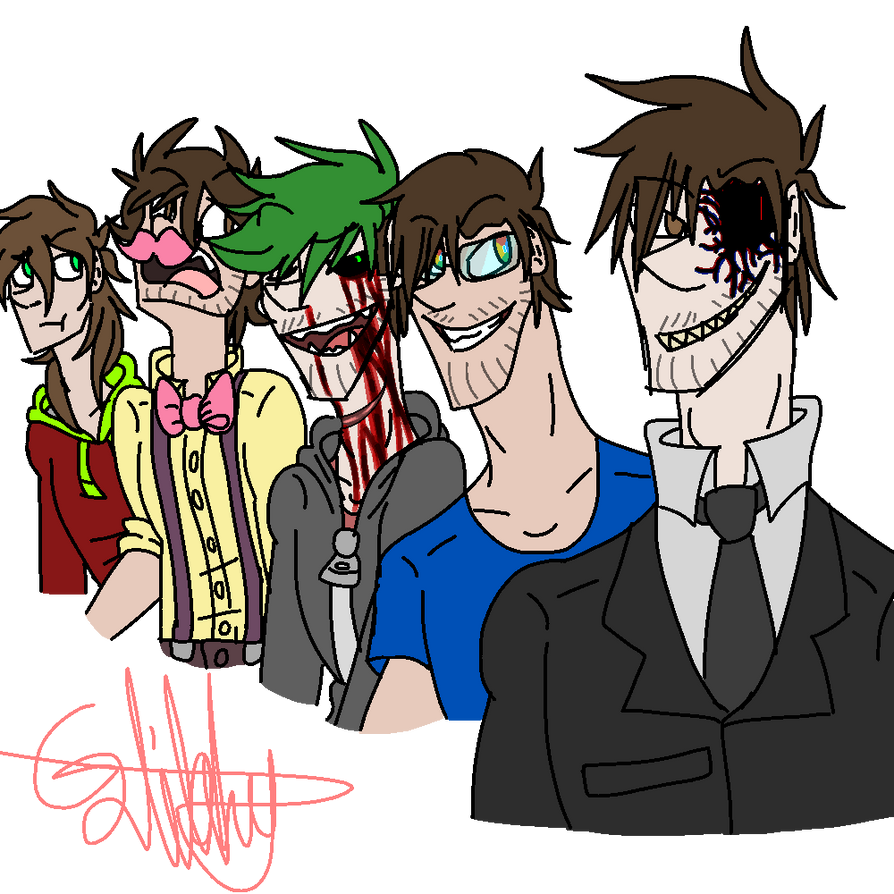 Group picture by Zorthewolf32