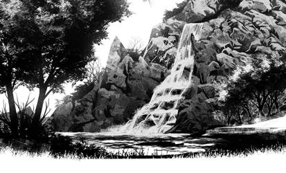 Test Landscape 17Minutes By HoCbo by hoCbo