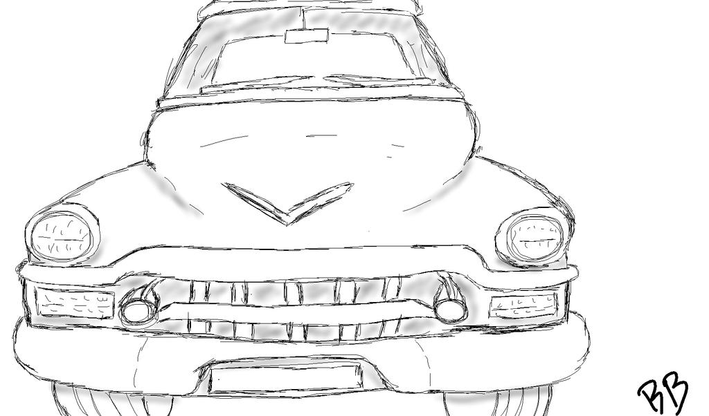 Trying My Hand at Quick Sketch Cars by darkangelbb