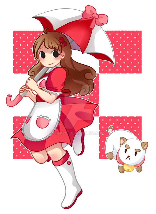 Bee and PuppyCat by IKM218