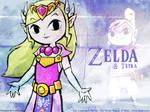 Zelda_Tetra from Wind Waker