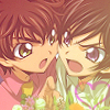 Lelouch and Suzaku 'Hana' by Fruitsbsk28