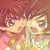 Lelouch and Suzaku 'Hana' by Fruitsbsk28