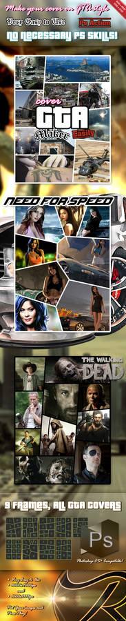 GTA Cover Maker