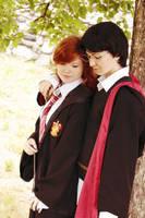 Harry Potter by OriyaPrince