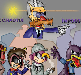 Chaotix: impossible by Rogerregorroger