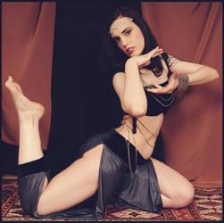 The Dancer by Anneke-Necrophyle