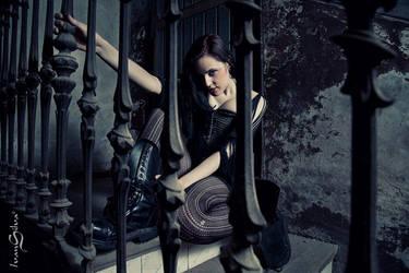 Fashion Shadows II by Anneke-Necrophyle