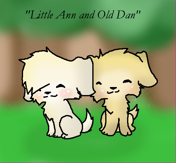 Old Dan And Little Ann Bullet Band Tattoo