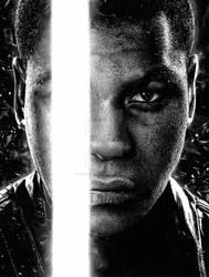 Finn - Star Wars The Force Awakens