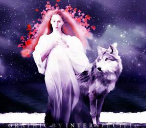 Girl + Wolf