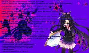 Tohka ~MY FB GROUP RULEZ~