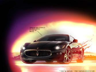 Maserati Gran Turismo S by Soulfame