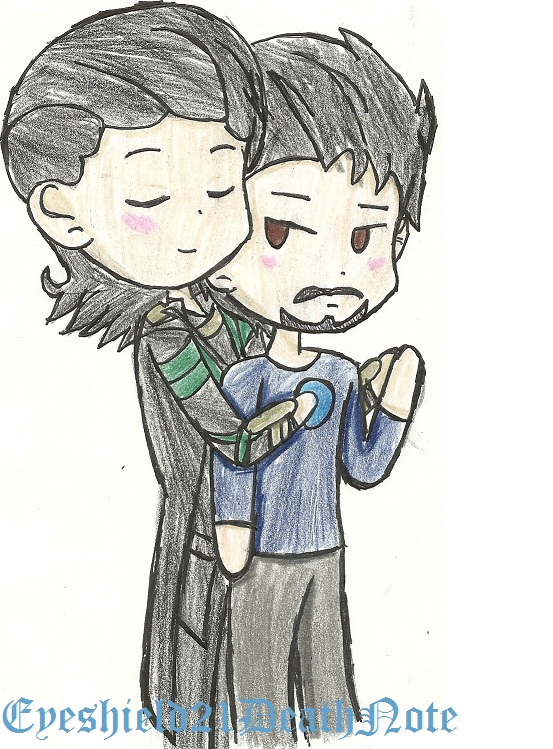 Loki-x-Tony by ThePastelHobbit on DeviantArt