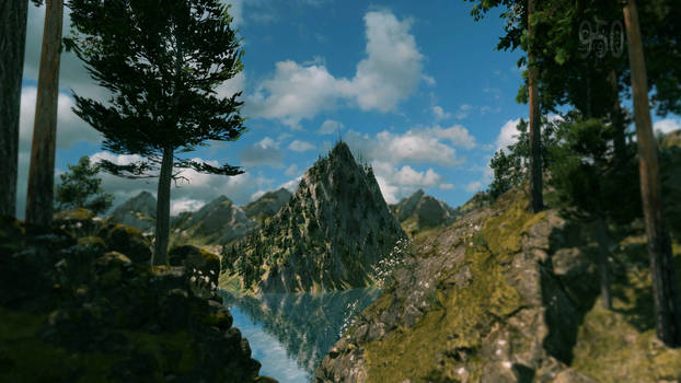 DA Turtorial Landscape