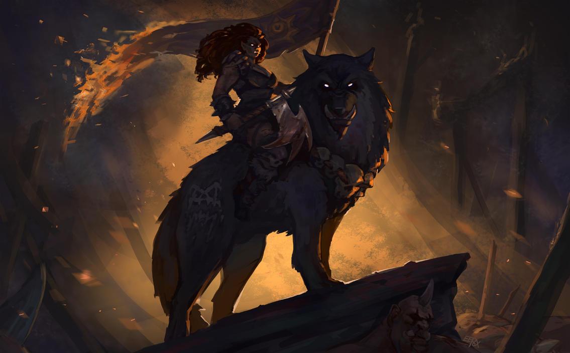 Ramla the Ravenous by Eepox