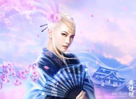Kakita Taminoko by MarioWibisono