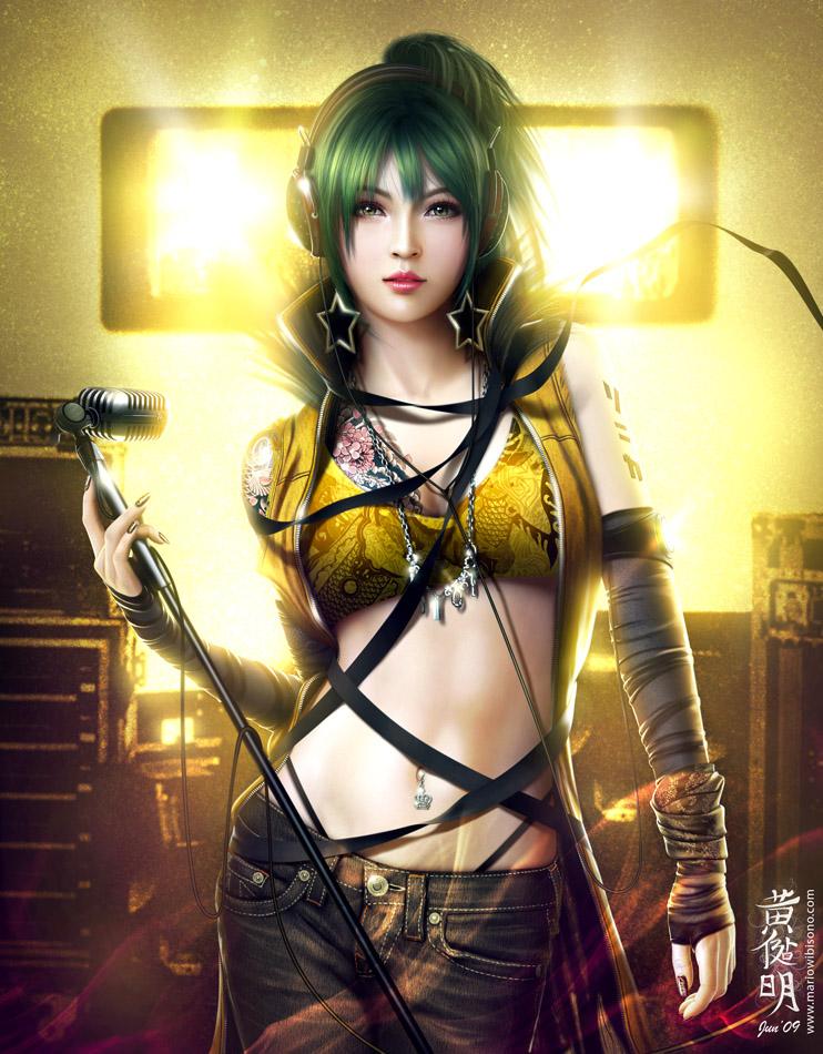 Vocaloid Sonika