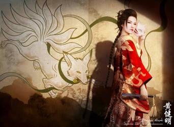 Bayushi Misaki by MarioWibisono