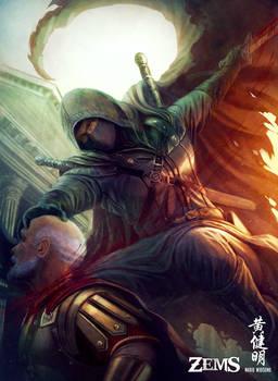 Mercenary Assassin