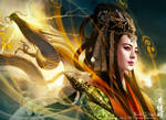 Thunder Dragon by MarioWibisono