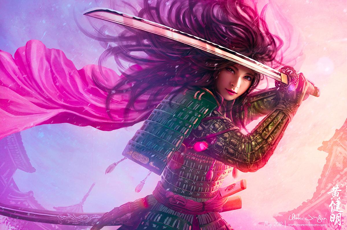 Utaku Ji-Yun Xp by MarioWibisono