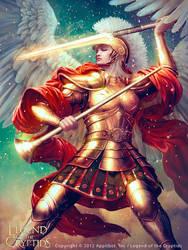 Archangel Gabriel [EX] by MarioWibisono