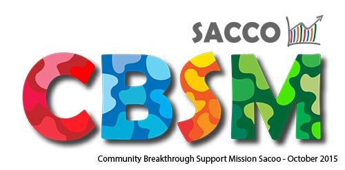 site.mini logo CBSM SACCO by alexandredesigner