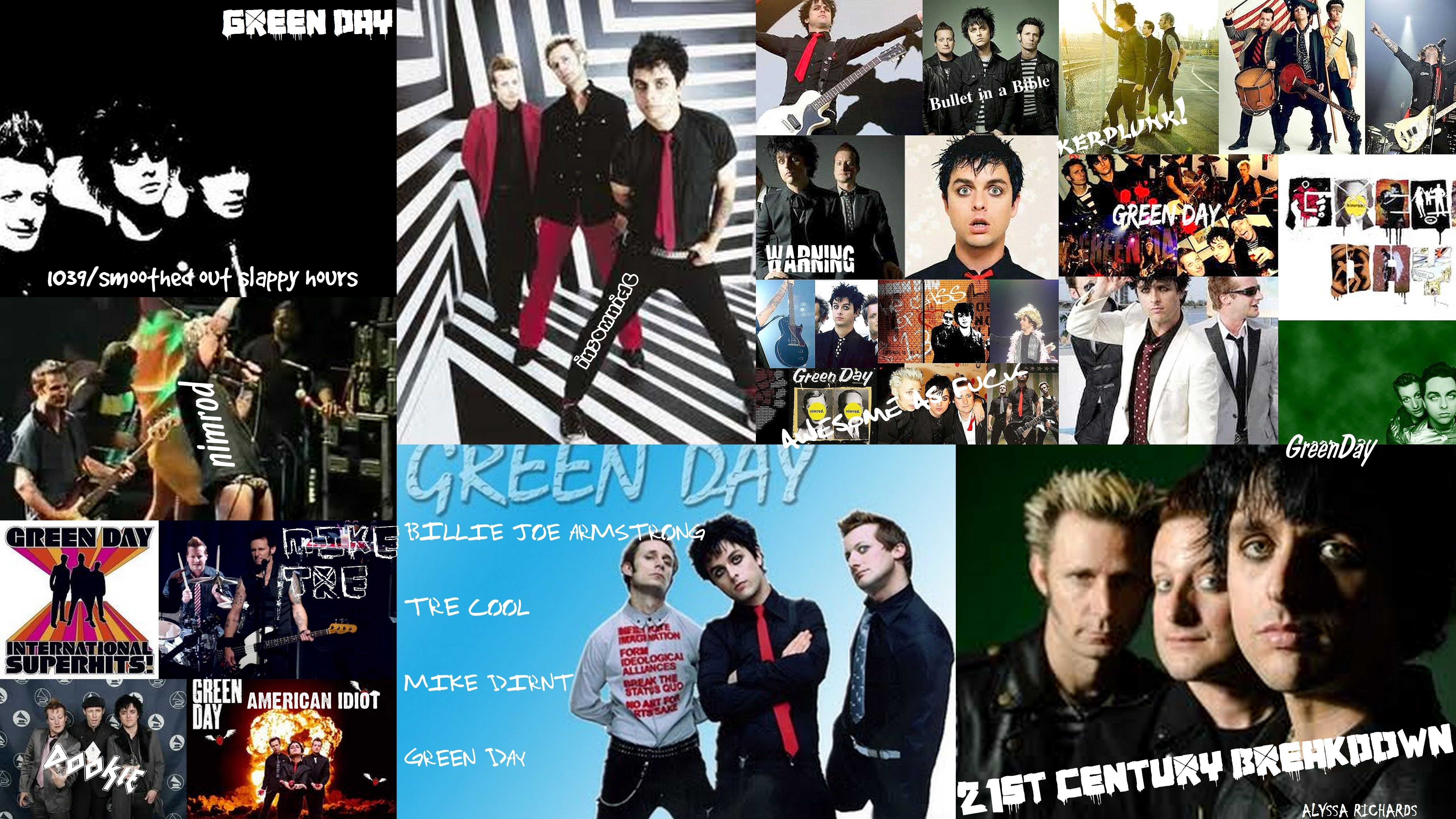 Download Wallpaper Logo Green Day - green_day_fan_made_collage_wallpaper_by_thesaintjimmy00-d51a6yy  Pictures_706093.jpg