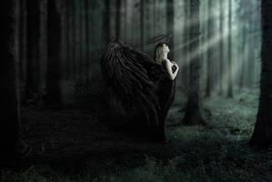 Darkness Defeated by Neqeyenne