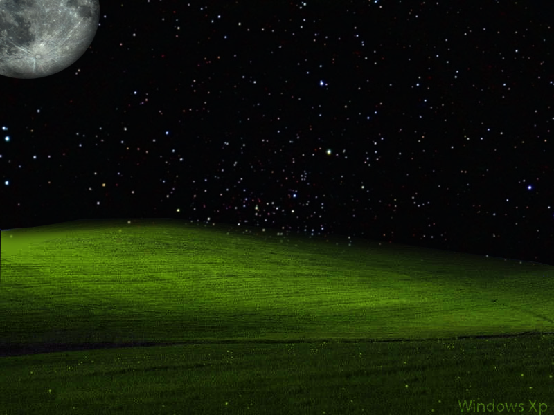 Night Windows Xp By Gamerfr On Deviantart