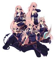 Trade:. Nino Character Page
