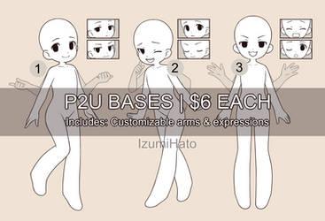 P2U Bases 2 (Update on Base 3)