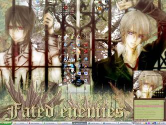 Fated enemies by Kottie