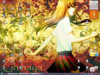 Chihaya by Kottie