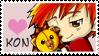 Kon Stamp by KeyshaKitty