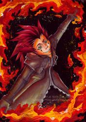 Pyromaniac - gift art