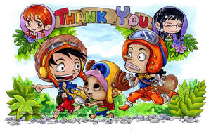 One Piece - Thank You
