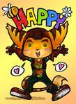 Ratchet - Bee Happy
