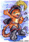 Singing Kitty
