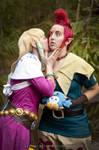DA ID - Groose X Zelda