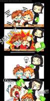 HP - 2nd Round - comic by KeyshaKitty