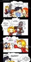 Ed's Revenge - FMA Comic