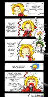 Bad Mental Images - FMA Comic