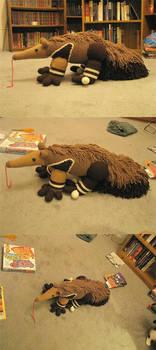 Large Quad :: Anteater