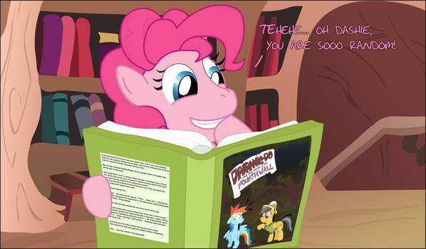 MLP - Daring Do and the secret of the Fourth Wall