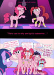 Too Many Pinkie Pies in Manehatten